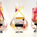 Phidias Gold Paper Toy