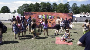 We Like To Party! @ Camp Bisco