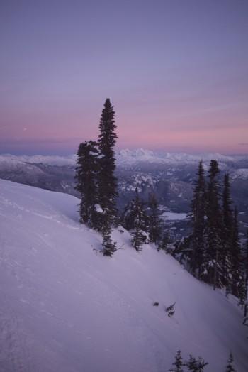 Dawning - Whistler, BC