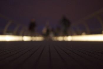 Millenium Bridge - London, UK