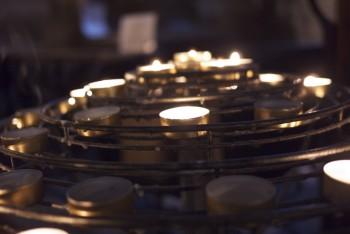 Prayers - Notre Dame - Paris