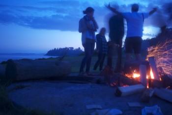 Firebrand Saints - Yamazaki/Burdett Wedding - Great Island, ME