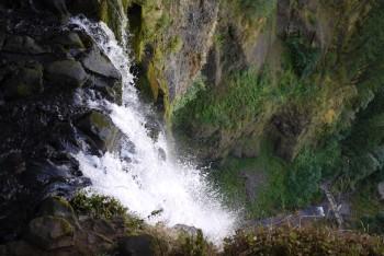 Water Slide - Multnomah Falls - Portland, OR