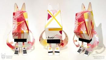 Phidias Gold – Paper Toy Show