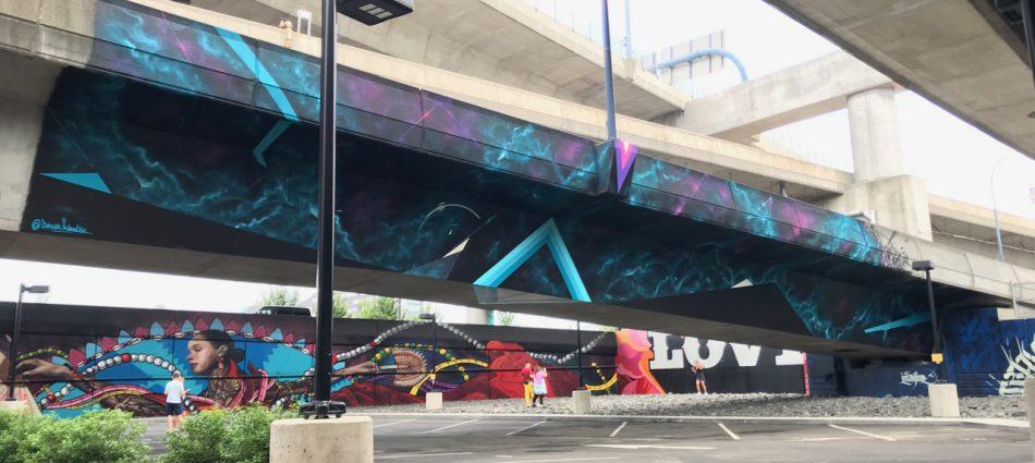 Underground Mural Project